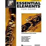 Essential Elements for Band Book 1 w/ EEi - Clarinet