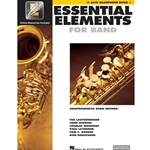 Essential Elements for Band Bk 1 - alto sax -