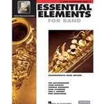Essential Elements for Band Bk 2 - alto sax -