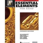 Essential Elements for Band Book 2 w/ EEi - Bari sax