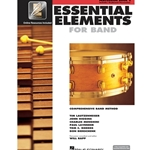 Essential Elements for Band Book 2 w/ EEi - Percussion