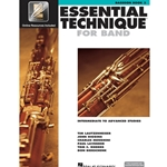 Essential Technique for Band Book 3 w/ EEi - Intermediate to Advanced - Bassoon