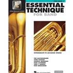 Essential Technique for Band Book 3 w/ EEi - Intermediate to Advanced - Tuba