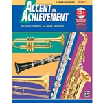 Accent on Achievement, Book 1 - Bb Tenor Saxophone -