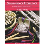 Standard of Excellence Book 1 - Timpani/Auxiliary Percussion -