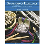 Standard of Excellence Book 2 - Drums/Mallet Percussion -