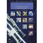 Foundations For Superior Performance Full Range Fingering and Trill Chart - Tuba -