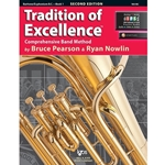 Tradition of Excellence Book 1 - Baritone/Euphonium B.C. -