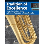 Tradition of Excellence Book 1 - Eb Tuba -