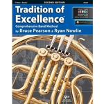 Tradition of Excellence Book 2 - F Horn -