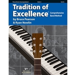 Tradition of Excellence Book 2 - Piano/Guitar Accompaniment -
