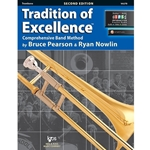 Tradition of Excellence Book 2 - Trombone -