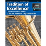 Tradition of Excellence Book 2 - Baritone/Euphonium T.C. -