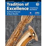 Tradition of Excellence Book 2 - Eb Baritone Saxophone -