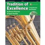 Tradition of Excellence Book 3 - Baritone/Euphonium B.C. -