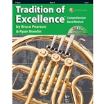 Tradition of Excellence Book 3 - F Horn -
