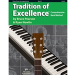 Tradition of Excellence Book 3 - Piano/Guitar Accompaniment -
