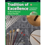 Tradition of Excellence Book 3 - Percussion -