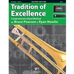Tradition of Excellence Book 3 - Trombone -