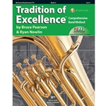 Tradition of Excellence Book 3 - Baritone/Euphonium T.C. -