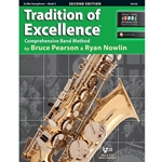 Tradition of Excellence Book 3 - Eb Alto Saxophone -