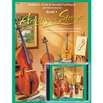 Artistry In Strings, Book/CD 1 - Violin -
