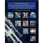Foundations For Superior Performance - Bass Clarinet -