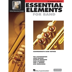 Essential Elements for Band Bk 2 - trumpet -